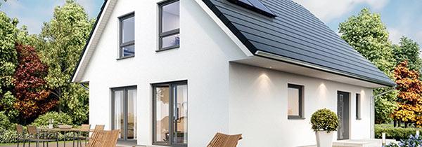 bausatzhaus bauen preise und hersteller. Black Bedroom Furniture Sets. Home Design Ideas